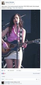 Hayley Marsten
