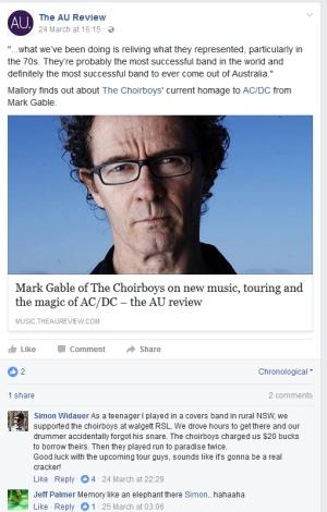Mark Gable