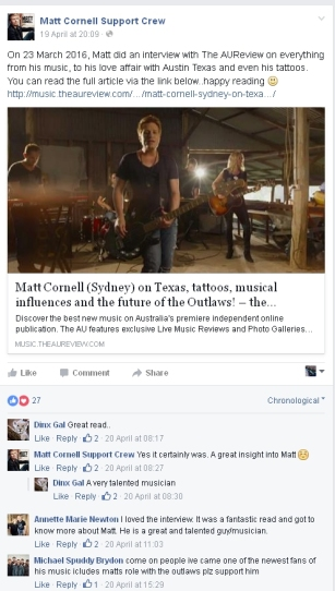 Matt Cornell