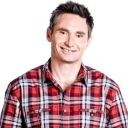 COMEDIAN Dave Hughes 13/2/2015