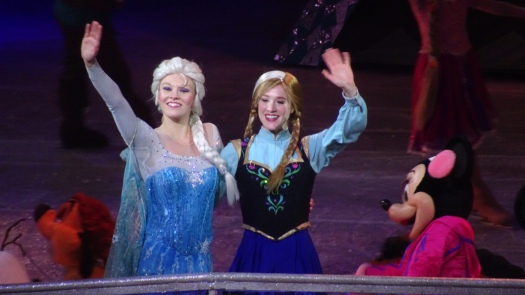 Thoughts on Disney on Ice presents Frozen - TINSEL and TAP ...